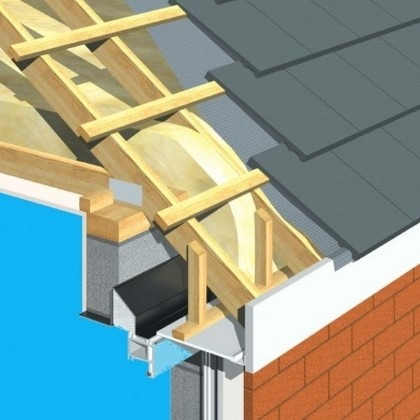 Closed Eaves Cavity