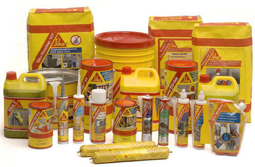Construction Accessories & Chemicals