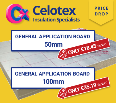 Celotex Sale - Up to 38% Off