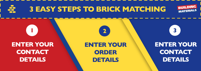 3 Easy Steps to Brick Matching